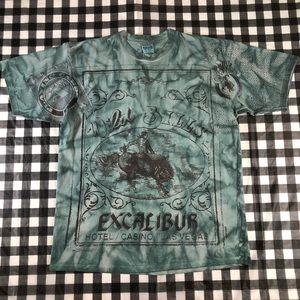 Excalibur Wild Bill's 1994 Las Vegas Casino Tee